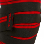 Bandáže na kolena - vzpěračské Red Line HARBINGER 3