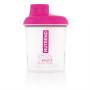 NUTREND Shaker 300 ml průhledný růžový
