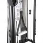Posilovací lavice s kladkou FINNLO MAXIMUM SCS Smith Cage System - detail adaptér