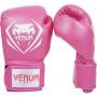 Boxerské rukavice Contender růžové VENUM vel. 8 oz