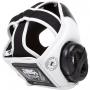Chránič hlavy Challenger 2.0 černo bílý VENUM pohled 2