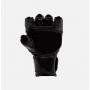 MMA grapling rukavice PU EVERLAST detail