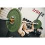 Profesionální olympijská osa TRINFIT 2 200 mm CROSSFIT promo 4