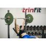 Profesionální olympijská osa TRINFIT 2 200 mm CROSSFIT promo 5