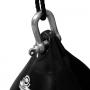 Boxovací pytel DBX BUSHIDO Hydro Bag 2.0, 25 kg černý detail připojení 1
