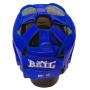 Boxerská přilba Standart BAIL modrá horní