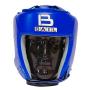Boxerská přilba Standart BAIL modrá