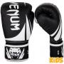 Boxerské rukavice - dětské Challenger 2.0 Kids černé bílé VENUM
