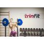 Olympijská osa TRINFIT 2200 mm dřep