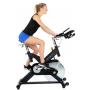 Cyklotrenažér FINNLO Speed Bike CRS III Cvičení