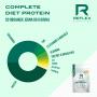 REFLEX Complete Diet Protein 600 g složení