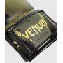 Boxerské rukavice Impact khaki zlaté VENUM omotávka