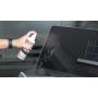 Čistič FLOW Fitness Shine & Protect 250ml aplikace