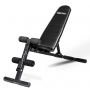 Posilovací lavice na jednoručky Posilovací lavice FLOW Fitness SMB50 profil