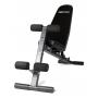 Posilovací lavice na jednoručky Posilovací lavice FLOW Fitness SMB50 zepředu