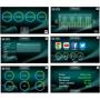 Běžecký pás BH Fitness RC12 TFT Technologie Touch&Fun