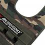 Zátěžová vesta DBX BUSHIDO DBX-W6C 1-30 kg detail 1