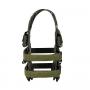Zátěžová vesta DBX BUSHIDO DBX-W6C 1-30 kg side