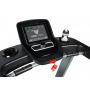 Běžecký pás FLOW Fitness DTM2500 držák na tablet z profilu