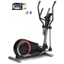 Eliptický trenažér Flow Fitness DCT2000i profil