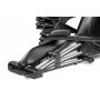 Eliptický trenažér Flow Fitness CF5i Pro Line nastavitelný sklon 3