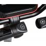 Flow Fitness DHT2500 rychlé klávesy