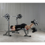 Posilovací lavice na bench press BH Fitness Optima Press Bench G330_cvik zákopy
