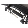 Posilovací věž  Finnlo Maximum Autark 7.0 páčka pro nastavení sedáku