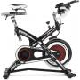 Cyklotrenažér BH Fitness SB2,8 Aero z boku