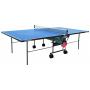 Stůl na stolní tenis venkovní STIGA Outdoor Roller z profilu