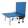 Stůl na stolní tenis venkovní STIGA Outdoor Roller složený