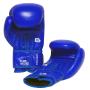 BAIL boxerské rukavice Leopard modré inside