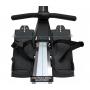 Veslovací trenažér XEBEX Air Rower 2.0 Smart Connect 5