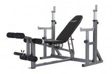 Posilovací lavice na bench press FORMERFIT BENCH PRESS 450