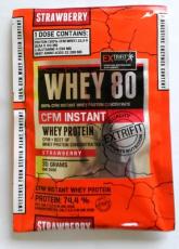 EXTRIFIT CFM Instant Whey 80 - vzorek (30 g)