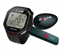 POLAR RCX5 Run + datalink