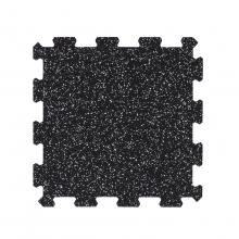 Podlaha PUZZLE PROFI CF 8 mm / 50x50 / černo-šedá 10%