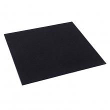 Podložka pod činky PROFI CF 10 mm / 100x100 cm / černá