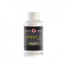 CZECH VIRUS Omega 3 MAX 90 kapslí