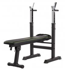 Posilovací lavice na bench press TUNTURI WB20 Basic Weight Bench