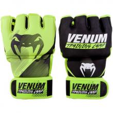 MMA rukavice Training Camp 2.0 černé/neo žluté VENUM