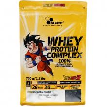 OLIMP Whey Protein Complex 100% 700 g limited edition cookies cream +5 vzorků gaineru PROFI MASS zdarma!