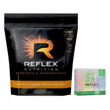 REFLEX Instant Mass Heavy Weight 5,4 kg + Nexgen 60 kapslí ZDARMA!
