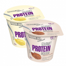 PROM-IN Gourmet Protein Mousse - proteinová pěna 50 g