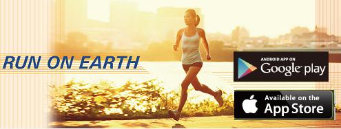 run on earth app