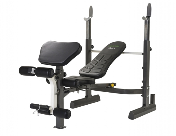 tunturi pure weight bench